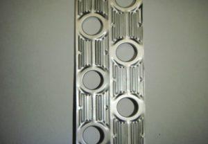 天井カセット型熱交換器