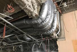 冷媒配管施工方法