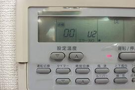 エアコン異常コード